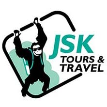 JSK Tours & Travel Logo